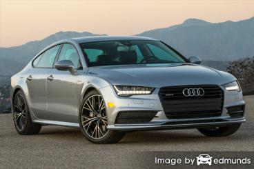 Insurance for Audi A7