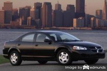 Insurance quote for Dodge Stratus in Stockton