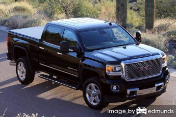 Insurance quote for GMC Sierra 2500HD in Stockton
