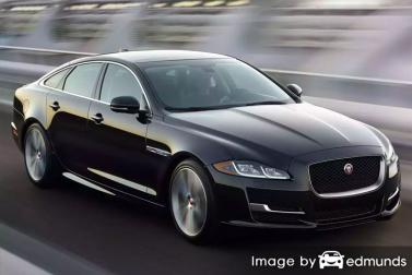Insurance rates Jaguar XJ in Stockton