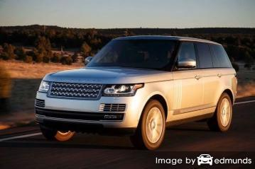 Insurance for Land Rover Range Rover