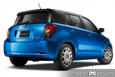 Insurance quote for Scion xD in Stockton