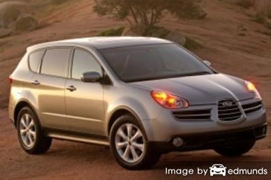 Discount Subaru B9 Tribeca insurance