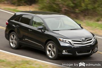 Insurance rates Toyota Venza in Stockton