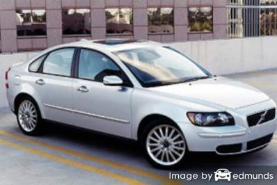 Insurance quote for Volvo S40 in Stockton